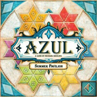 Azul - Summer Pavilion Edizione Inglese