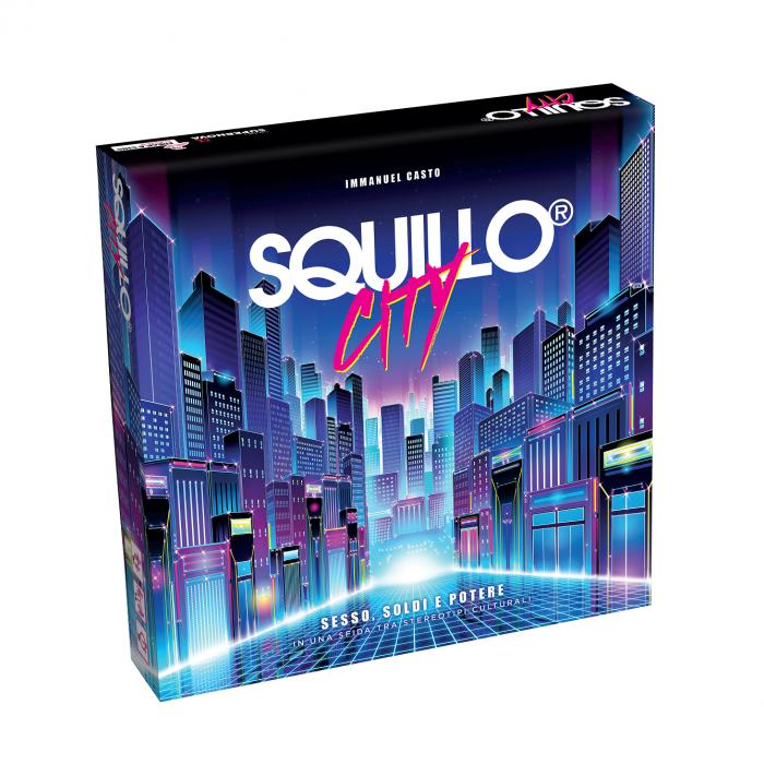 Squillo City