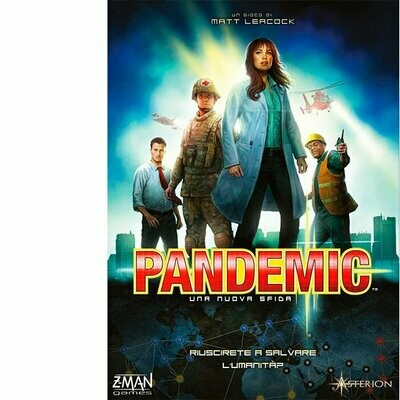 Pandemic - Una Nuova Sfida