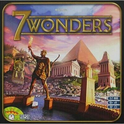 7 Wonders -dal 31/03/2021