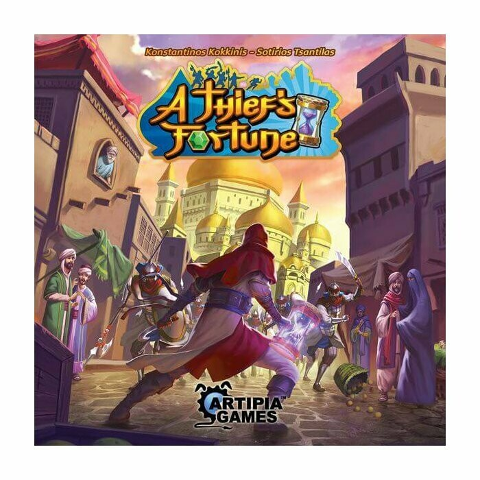 A Thief's Fortune -ITA-
