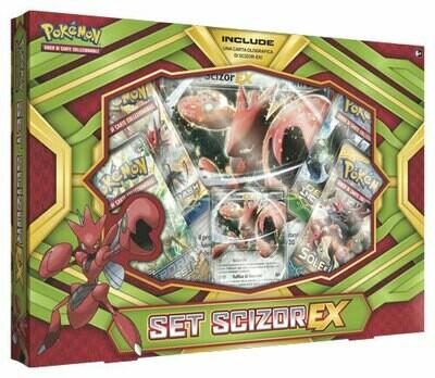 Set Scizor EX