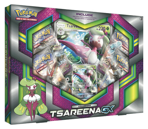 Set Tsareena- GX