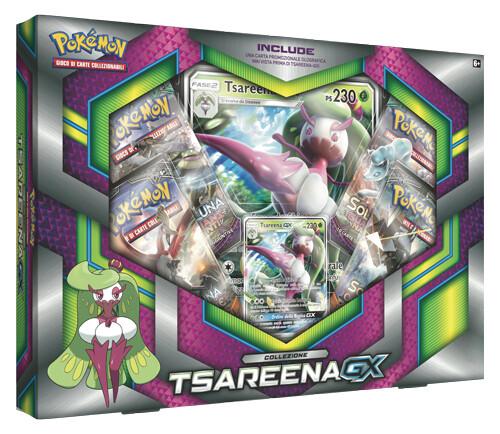 Set Tsareena- GX