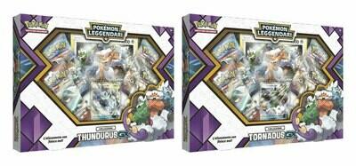 Collezione Thundurus/ Tornadus GX