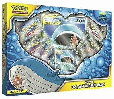 Collezione Splash Anomalo GX Box