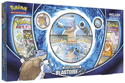 Collezione Premium Blastoise- GX