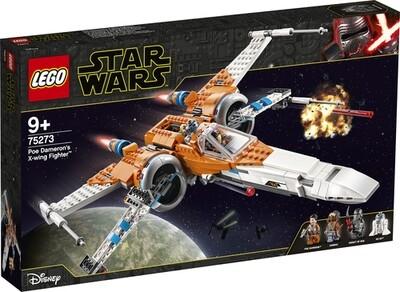 LEGO Star Wars X-wing Fighter di Poe Dameron 75273 (EU)