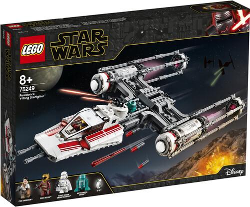 LEGO Star Wars Y-Wing Starfighter della Resistenza 75249 (EU)