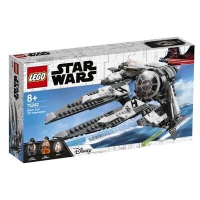 LEGO Star Wars TIE Interceptor Black Ace 75242 (EU)