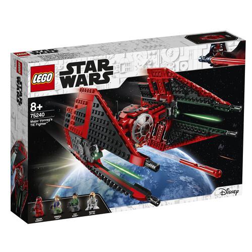 LEGO Star Wars TIE fighter del Maggiore Vonreg 75240 (EU)