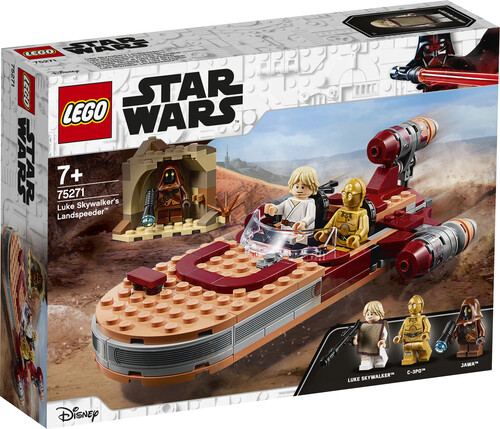 LEGO Star Wars Landspeeder di Luke Skywalker