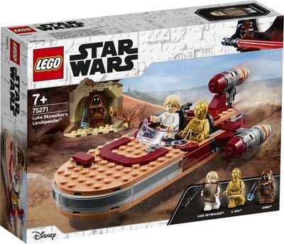 LEGO Star Wars Landspeeder di Luke Skywalker