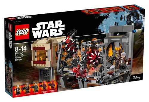 LEGO Star Wars Fuga dal Rathtar 75180 (EU)