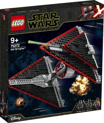 LEGO Star Wars Sith TIE Fighter 75272 (EU)