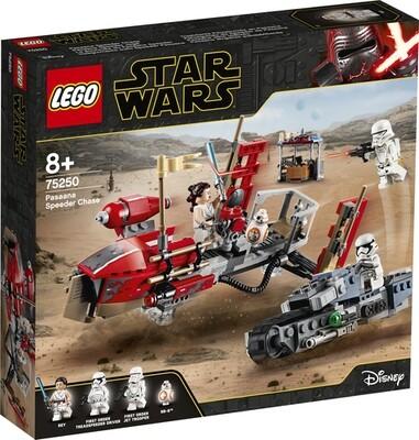 LEGO Star Wars Inseguimento sullo Speeder Pasaana 75250 (EU)