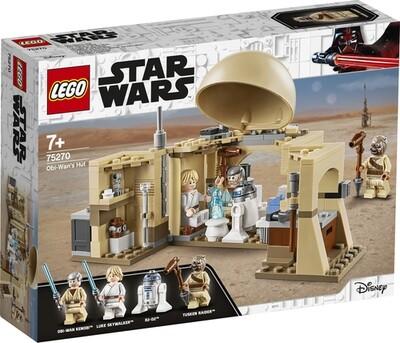 LEGO Star Wars Rifugio di Obi-Wan 75270 (EU)
