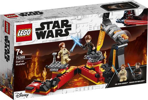 LEGO Star Wars Duello su Mustafar 75269 (EU)