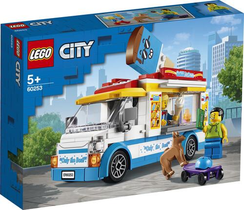 LEGO City Furgone dei gelati 60253