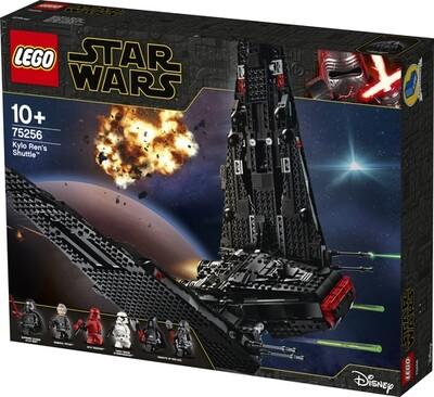 LEGO Star Wars Shuttle di Kylo Ren 75256 (EU)
