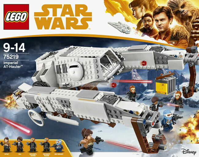 LEGO Star Wars Imperial AT- Hauler 75219 (EU)