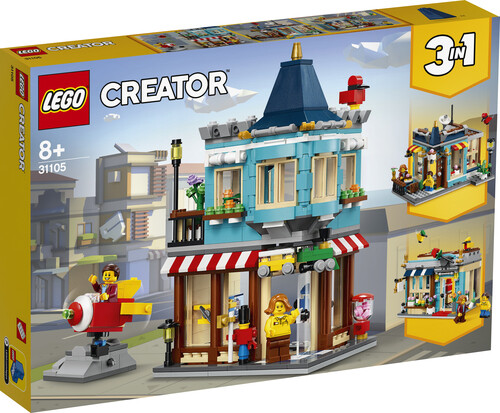 LEGO Creator Negozio di giocattoli 31105
