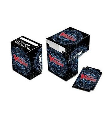 Porta mazzo verticale Card Back 80+