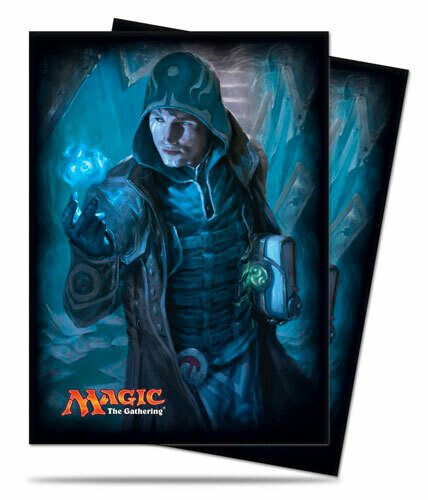 Proteggi carte standard pacchetto da 80 bustine Shadows over Innistrad Jace, Unraveler of Secrets 0/75
