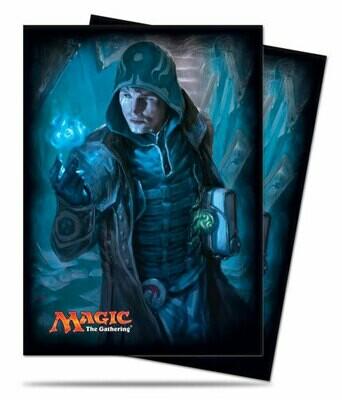 Proteggi carte standard pacchetto da 80 bustine Shadows over Innistrad Jace, Unraveler of Secrets 0/75
