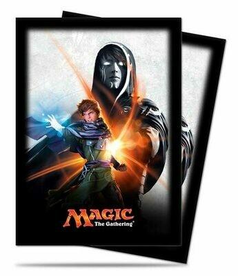 Proteggi carte standard pacchetto da 80 bustine Origins Jace Beleren 0/75