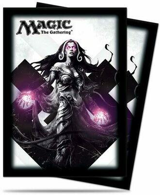 Proteggi carte standard pacchetto da 80 bustine Magic 2015 Versione 3 0/75