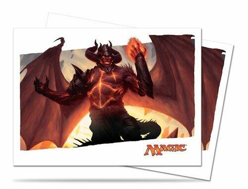 Proteggi carte standard pacchetto da 80 bustine Battle for Zendikar Versione 2 0/75