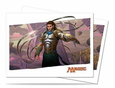 Proteggi carte standard pacchetto da 80 bustine Battle for Zendikar Versione 1 0/75