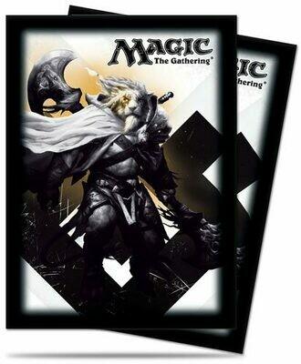 Proteggi carte standard pacchetto da 80 bustine Magic 2015 Versione 1 0/75