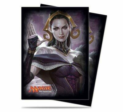 Proteggi carte standard pacchetto da 80 bustine Eldritch Moon Oath of Liliana 0/75