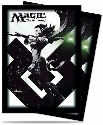 Proteggi carte standard pacchetto da 80 bustine Magic 2015 Versione 5 0/75