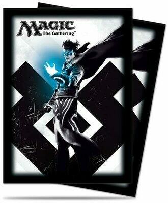 Proteggi carte standard pacchetto da 80 bustine Magic 2015 Versione 2 0/75