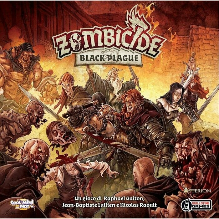 Zombicide - Black Plague -dal 31/07/2021