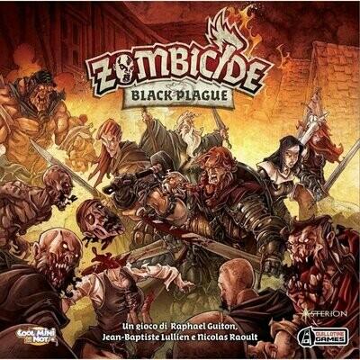 Zombicide - Black Plague -dal 31/07/2021