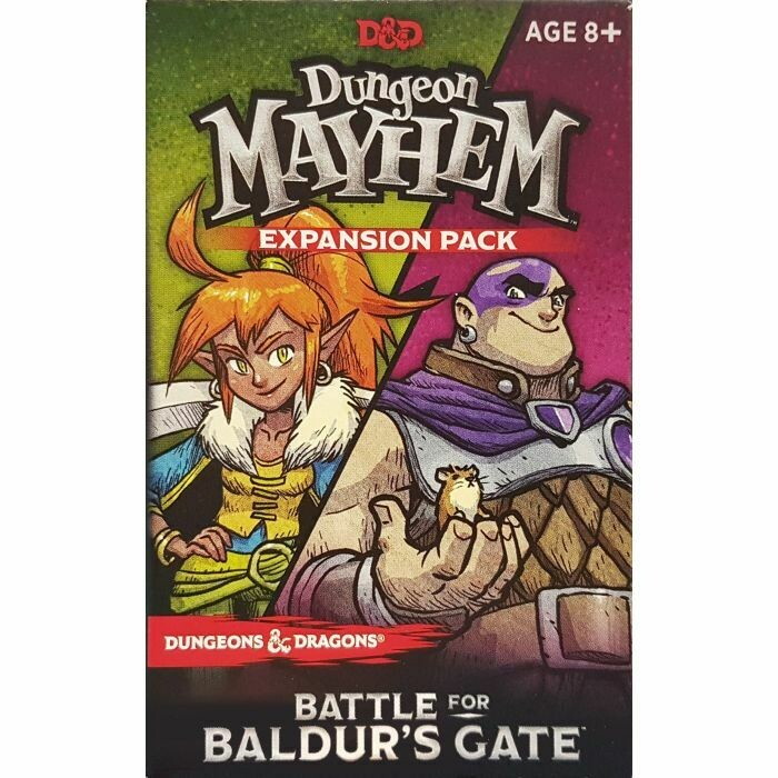 Dungeons & Dragons - Dungeon Mayhem: Battle for Baldur's Gate