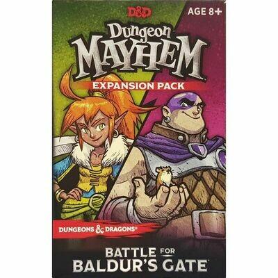 Dungeons & Dragons - Dungeon Mayhem: Battle for Baldur's Gate