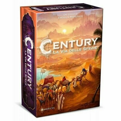 Century - La Via delle Spezie