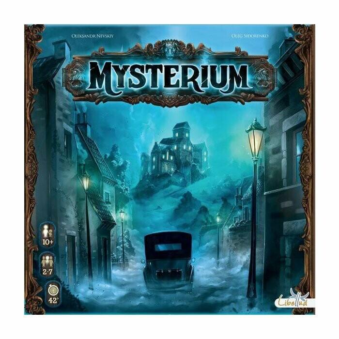 Mysterium -dal 31/03/2021