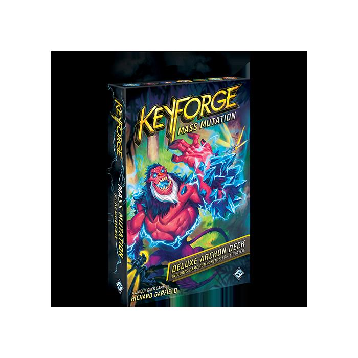 KeyForge - Mutazione di Massa: Mazzo Deluxe DAL 31/07
