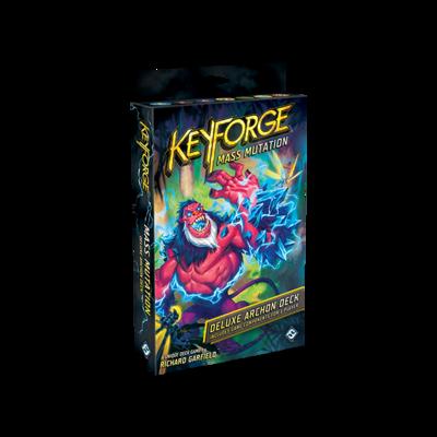 KeyForge - Mutazione di Massa: Mazzo Deluxe