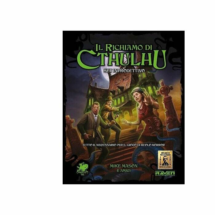 Il Richiamo di Cthulhu: Set Introduttivo - Edizione Centenario