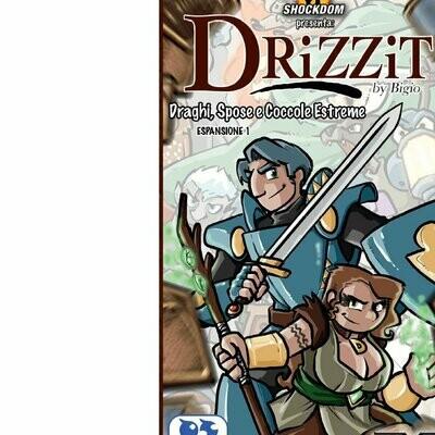 Drizzit - Il Gioco di Carte: Draghi, Spose e Coccole Estreme
