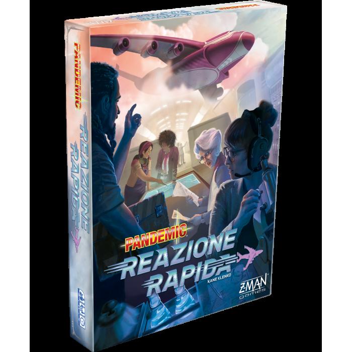 Pandemic - Reazione Rapida