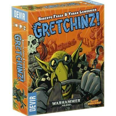 Gretchinz! Warhammer 40000