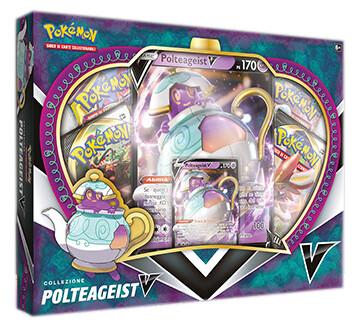 Collezione Polteageist -V